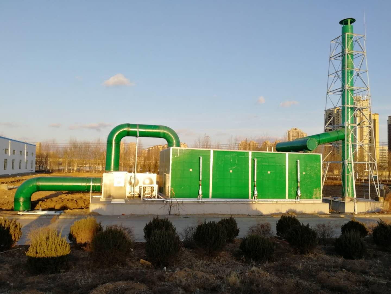 大连普兰店污水处理厂二期工程